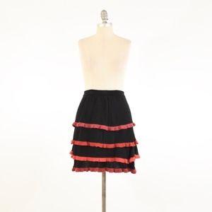 Anthropologie Sweater Skirt